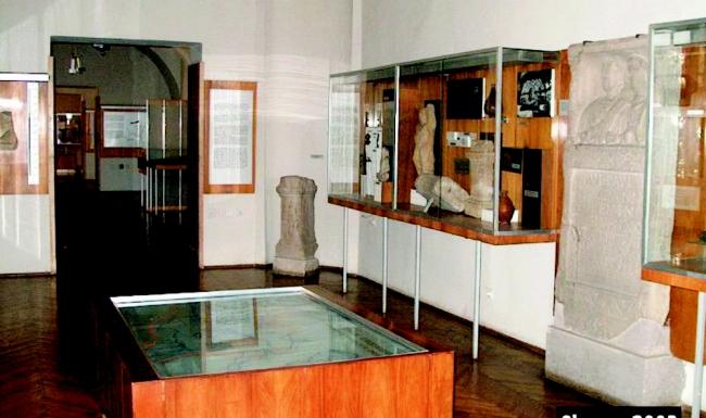 Régészeti Múzeum - Római Kori Kőtár                                                                                                                   , Pécs