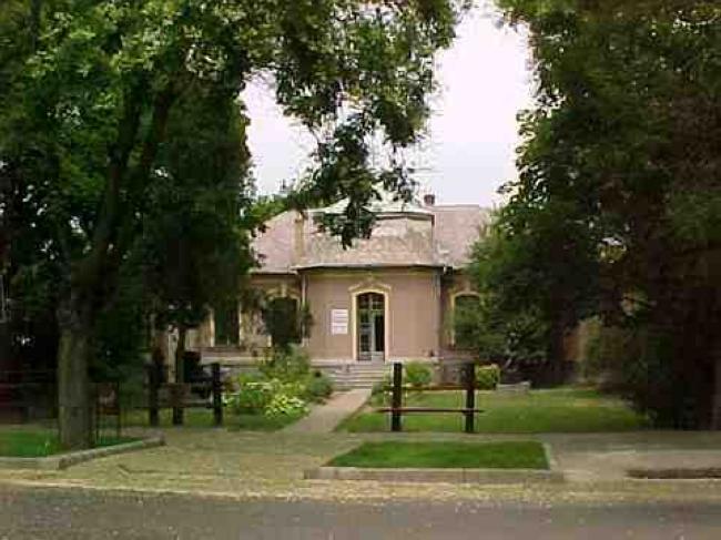 Beregi Múzeum                                                                                                                                         , Vásárosnamény