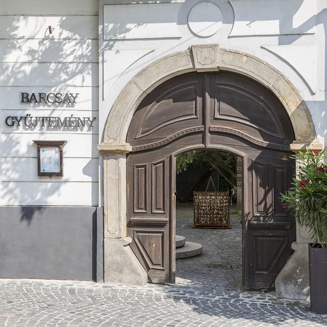 Barcsay Múzeum, Szentendre
