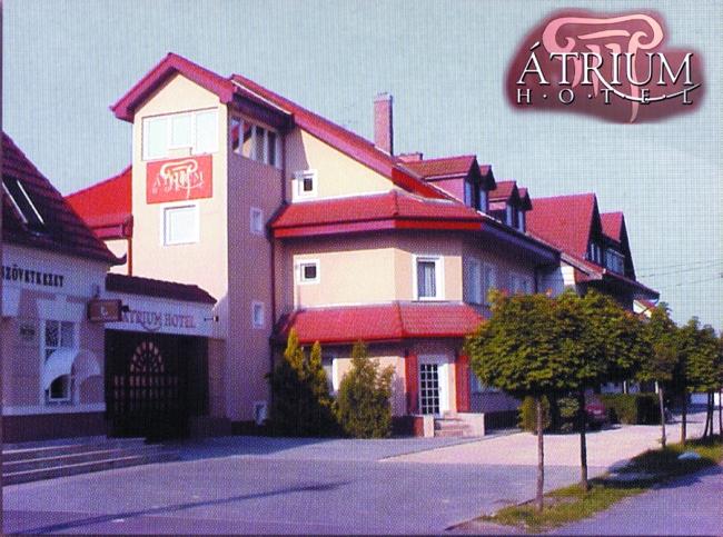 Átrium Hotel, Kecskemét