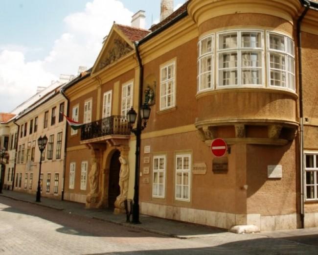 Győri Művészeti és Fesztiválközpont - Zichy-palota, Győr