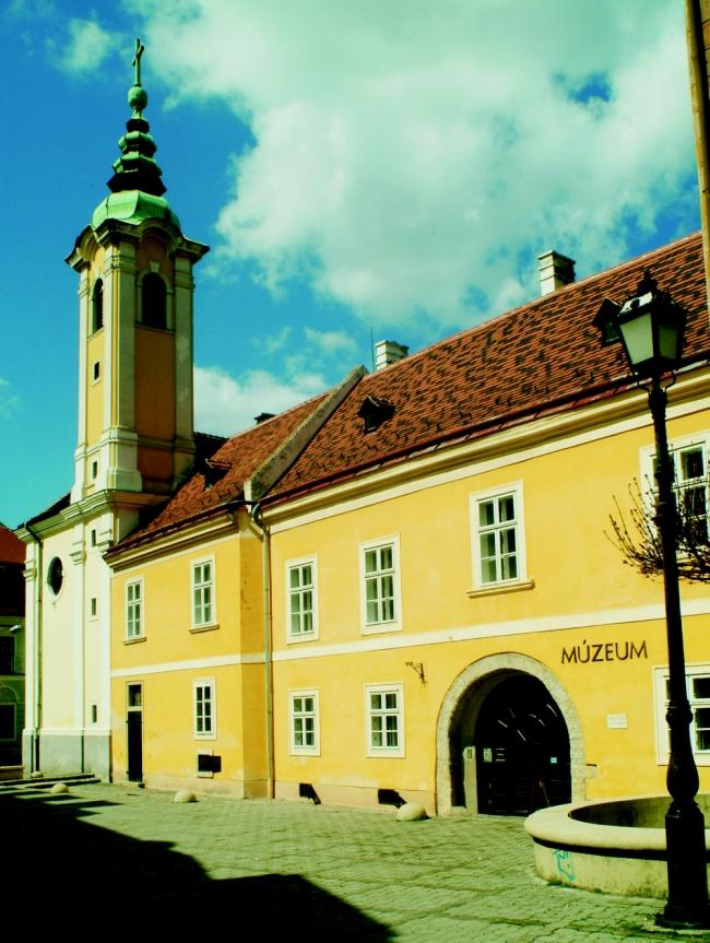 Magyar Ispita, Győr
