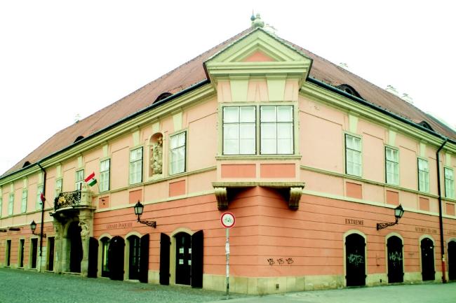 Rómer-terem, Győr