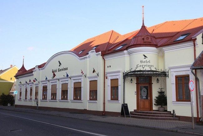 Hotel Corvinus, Zalaszentgrót