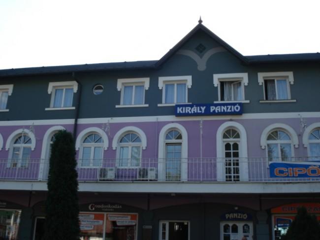Király Panzió, Nagykanizsa