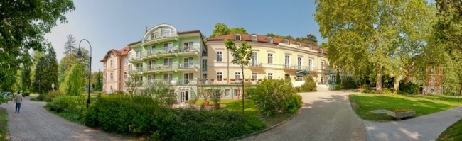Hotel Spa Hévíz****, Hévíz