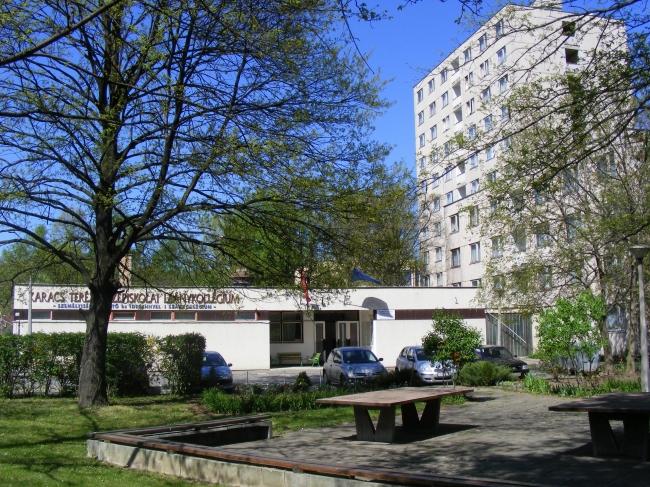Karacs Teréz Leánykollégium, Miskolc
