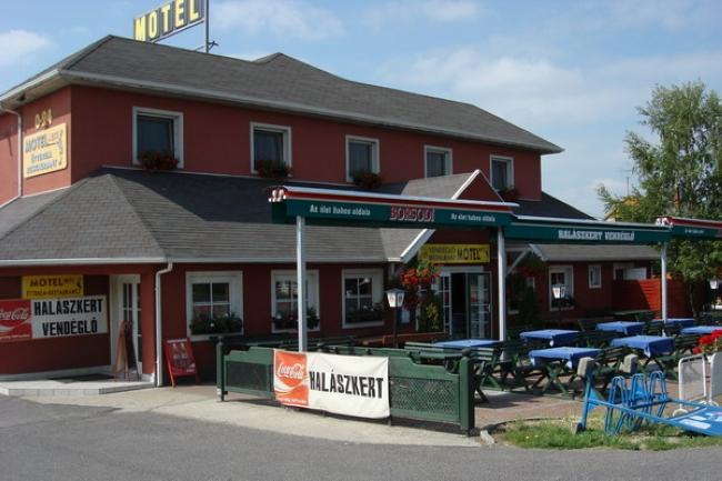MotelNET.T és Halász Csárda Vendéglő, Mosonmagyaróvár