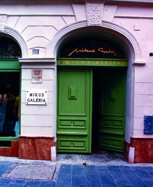 Mikus Galéria, Keszthely