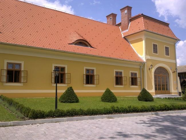 Bél Mátyás Látogatóközpont és Vendégház, Balatonkeresztúr