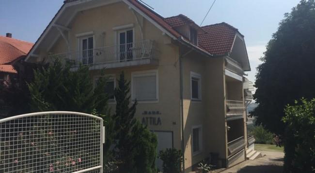 Haus Attila, Hévíz