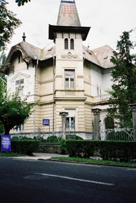 Villa Sissy, Keszthely