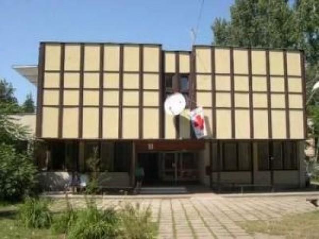 Bács-Kiskun megyei Ifjúsági Tábor, Balatonfenyves