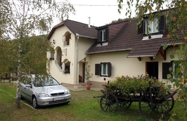 Apartmanházak és Ifjúsági Szállás, Zöldvár Villa, Bogács