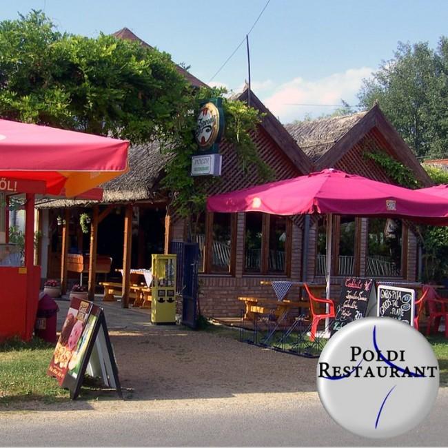 Poldi Restaurant & Camping, Balatonmáriafürdő