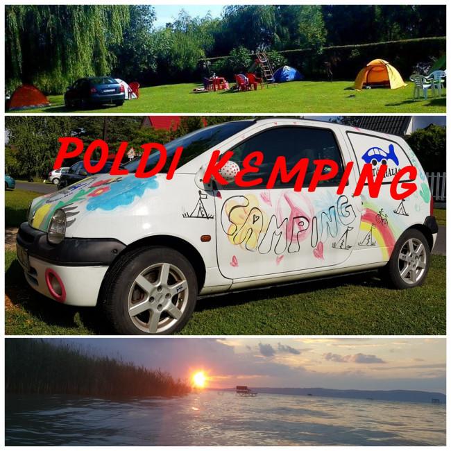 Poldi Camping Balatonmáriafürdő, Balatonmáriafürdő
