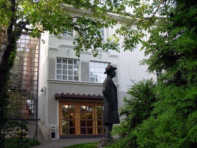 Bartók Béla Emlékház, BUDAPEST (II. kerület)
