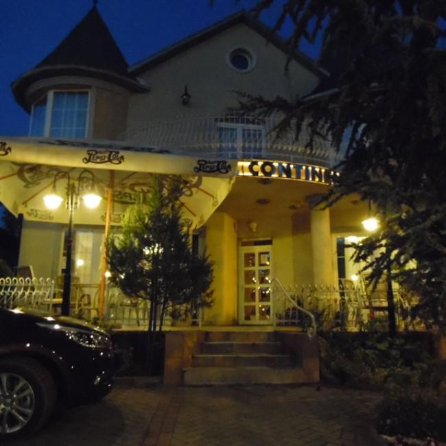 Hotel Continent Szálloda és Étterem, Nyíregyháza