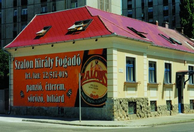 Szalon Király Fogadó                                                                                                                                  , Pécs