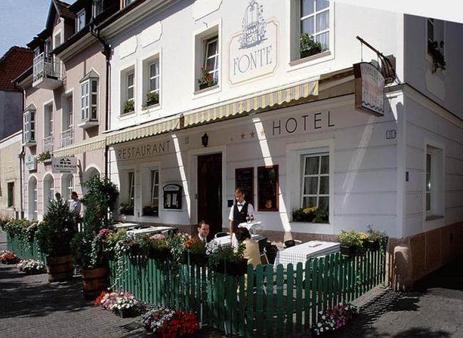 Fonte Hotel*** és Étterem, Győr