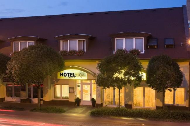 Hotel Alfa***, Győr