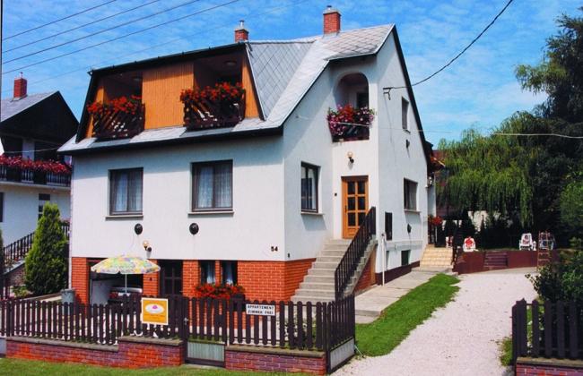 Apartmanház (Herr Ferenc Butyka), Hévíz