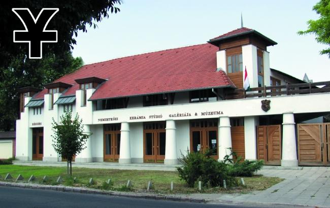 A Nemzetközi Kerámia Stúdió Galériája és Múzeuma - Museion                                                                                            , Kecskemét