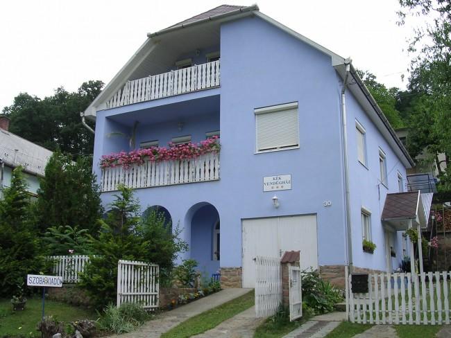 Kék Vendégház, Noszvaj