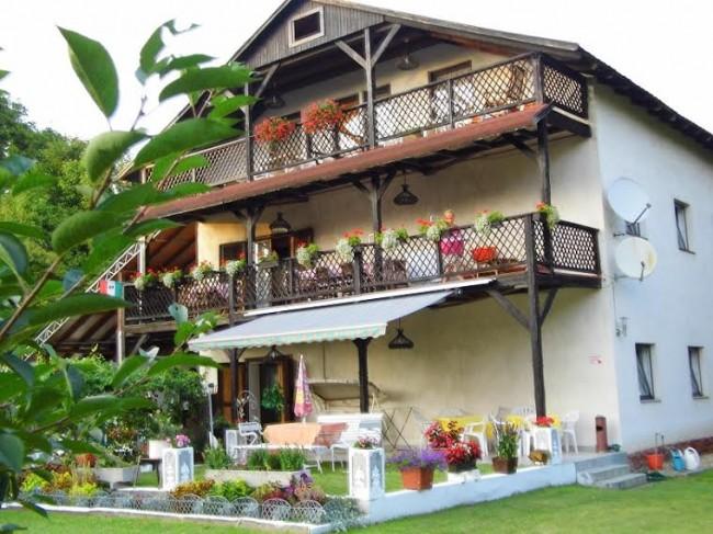 Villa Negra Panzió, Balatonföldvár