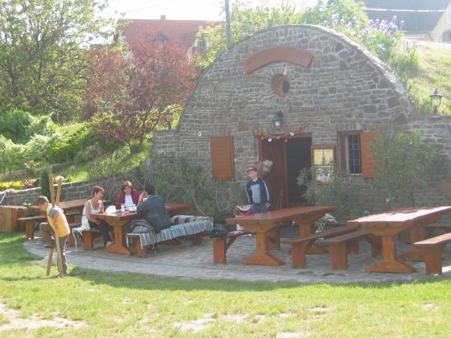 Tihanyi Szabadidőpark - Gejzír Étterem, Tihany