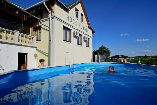 Hotel Rubinia, Eger