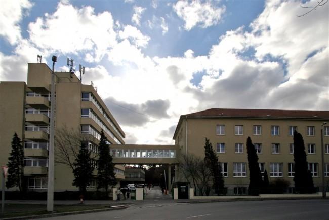 Botanikus Kerti Diákszálló - Fekete Zoltán Diákhotel és Kollégium, Sopron