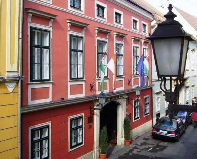 Wollner Hotel ****, Sopron