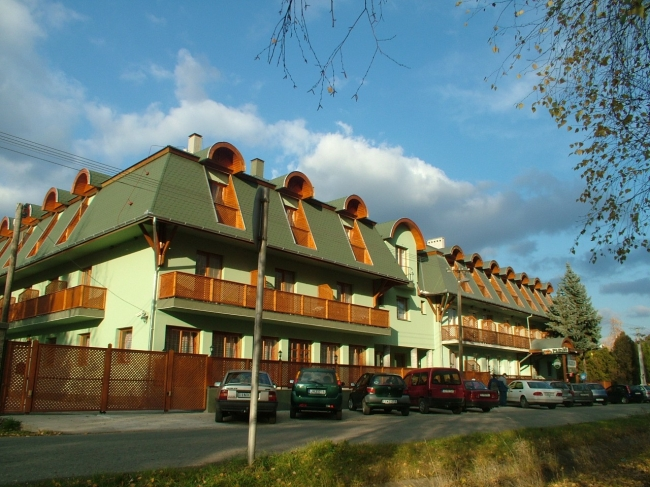 Hajnal Hotel, Mezőkövesd (Zsóryfürdő)