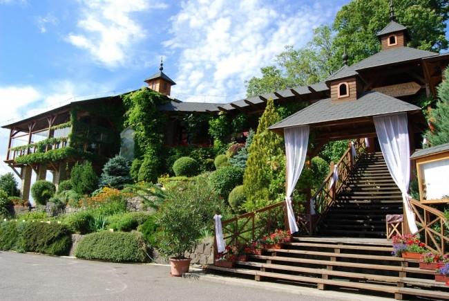 Nagyvillám Vendéglő Étterem, Visegrád
