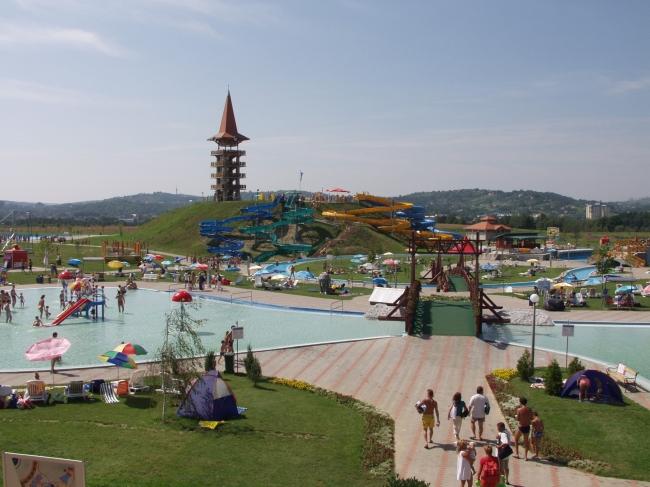 AquaCity Vízicsúszda- és Élménypark Zalaegerszeg, Zalaegerszeg