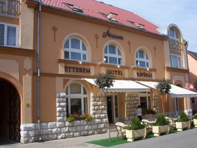 Átrium Hotel, Harkány
