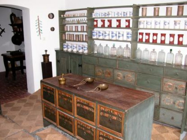 Fekete Szerecseny Patikamúzeum, Kőszeg
