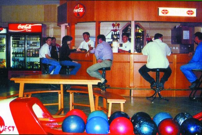 Bowling Treff Söröző és Étterem, Gyomaendrőd (Endrőd)