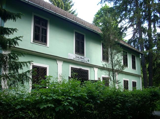 Zilahy Aladár Erdészeti Múzeum, Szilvásvárad