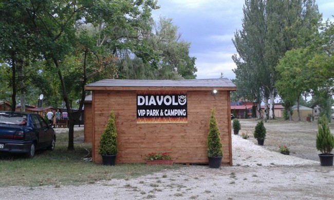 Diavolo VIP Park és Camping, Zamárdi