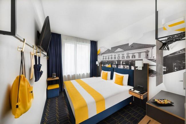 D8 Hotel Budapest, BUDAPEST (V. kerület)