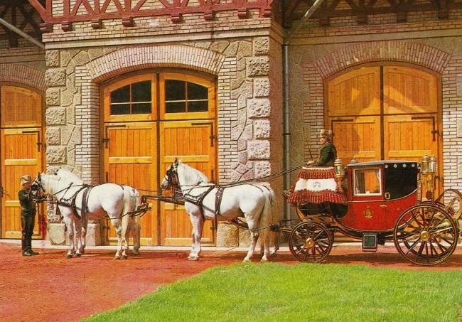 Cifra Istálló - Kocsimúzeum, Parád (Parádfürdő)