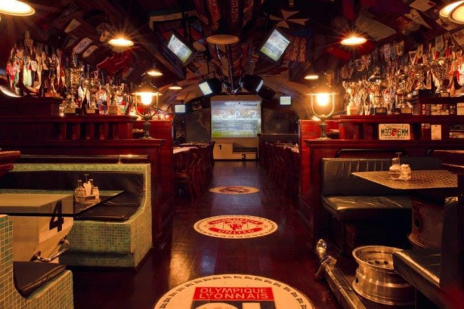 Champs Sport Pub, BUDAPEST (VII. kerület)