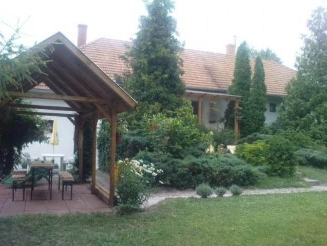 Marcal-parti Vendégház, Mersevát