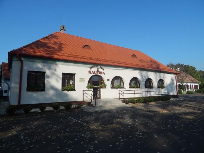 Égerházi Imre galéria, Hortobágy