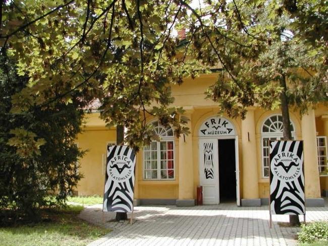 Afrika Múzeum, Balatonlelle