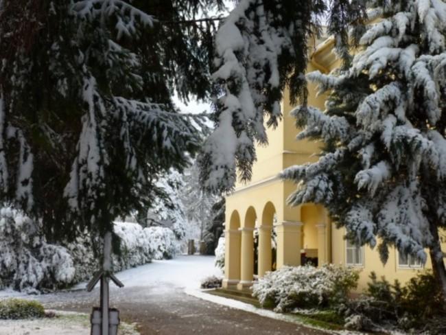 Szarkavár Hotel, Kaposújlak