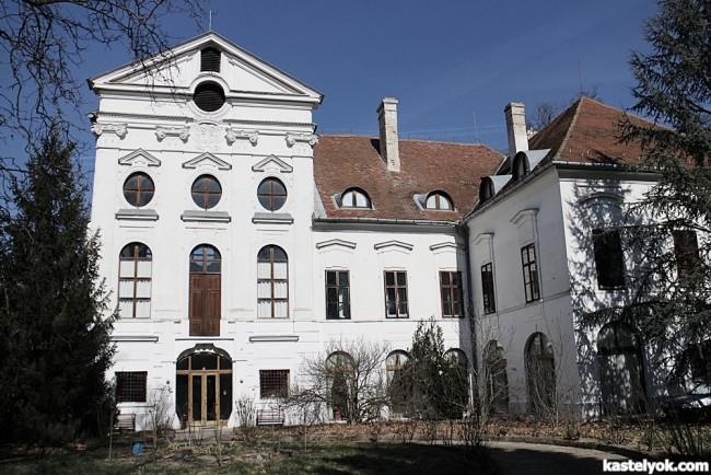 Ó-Ebergényi Kastélyszálló - Műemlék, Vasszécseny