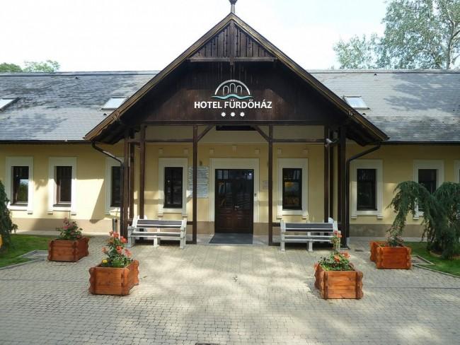 Hotel Fürdőház ***, Nyíregyháza (Sóstófürdő)